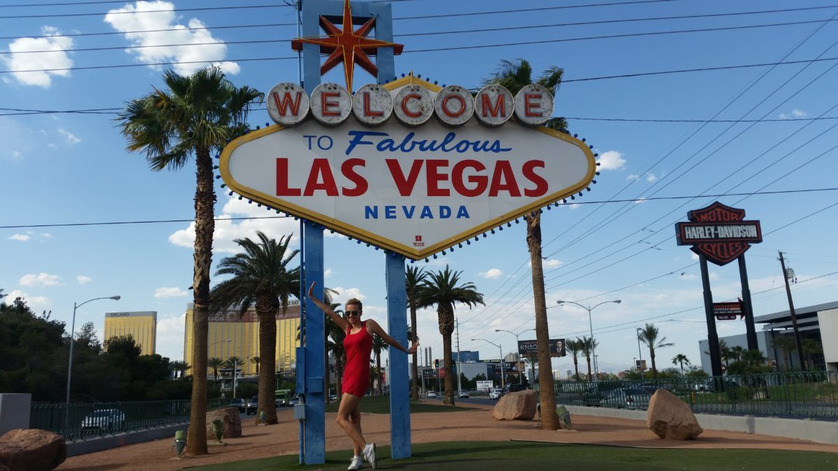 co się zdarzyło w Las Vegas?