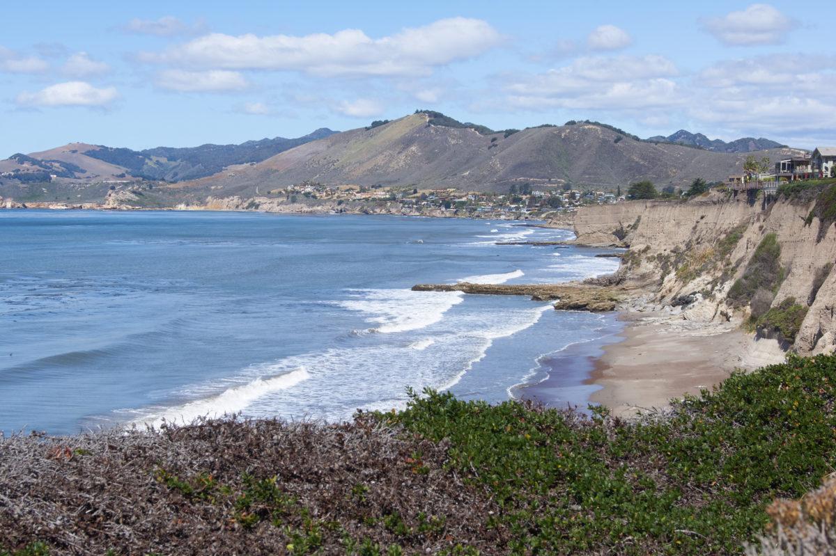 wybrzeże Kalifornia podróż z San Fransicso do LA