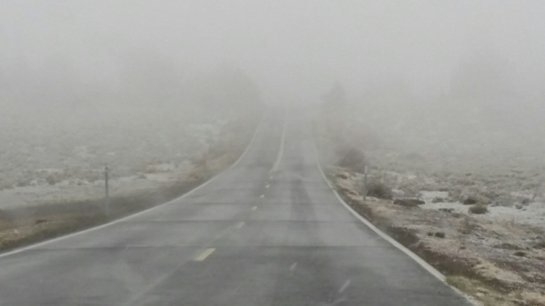 Kalifornia road trip
