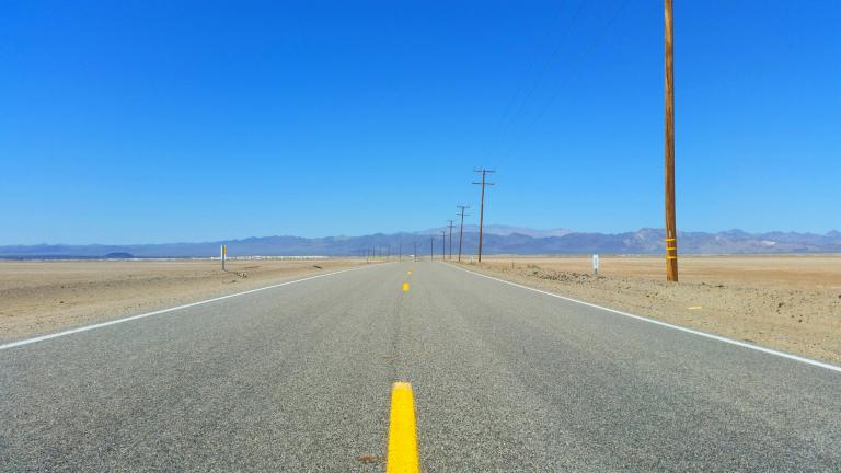 route 66 Road Trip po Kalifornii