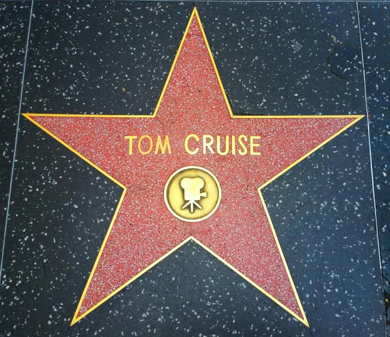 Aleja gwiazd Hollywood Tom Cruise Co warto zobaczyć w Los Angeles w jeden dzień?