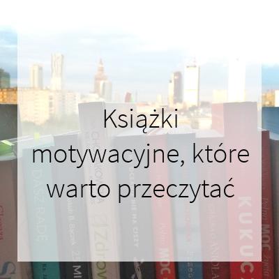 książki motywacyjne