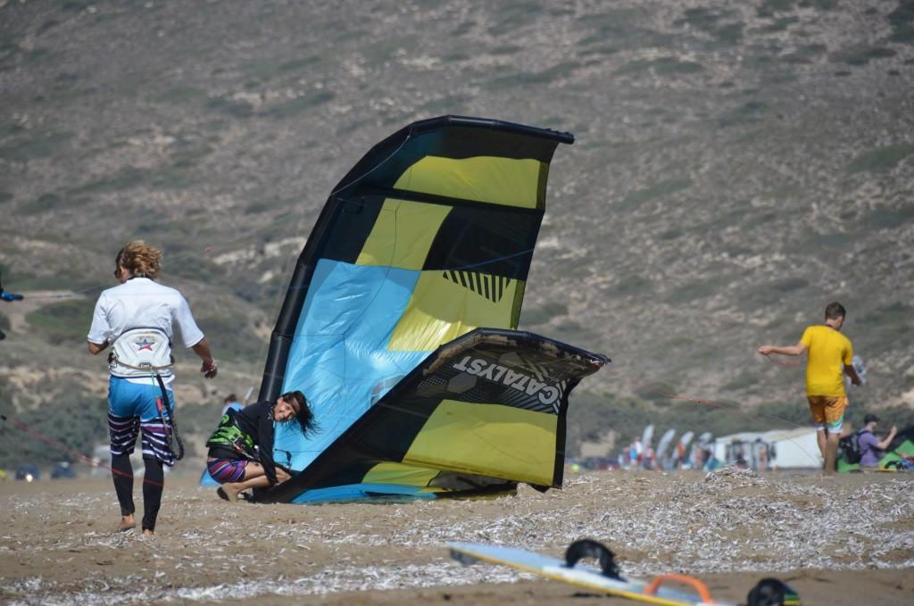 Rodos kitesurfing jak znaleźć pasję