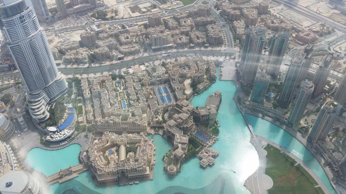 życie i praca w Dubaju