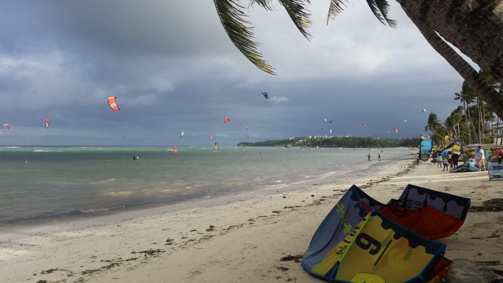 Kitesurfing, Boracay, Filipiny ceny