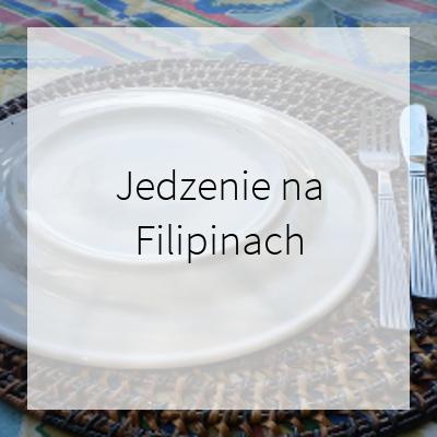 jedzenie na Filipinach