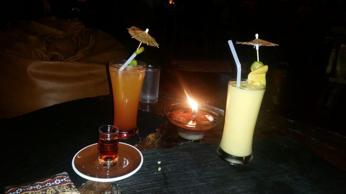 drinki, Filipiny jedzenie