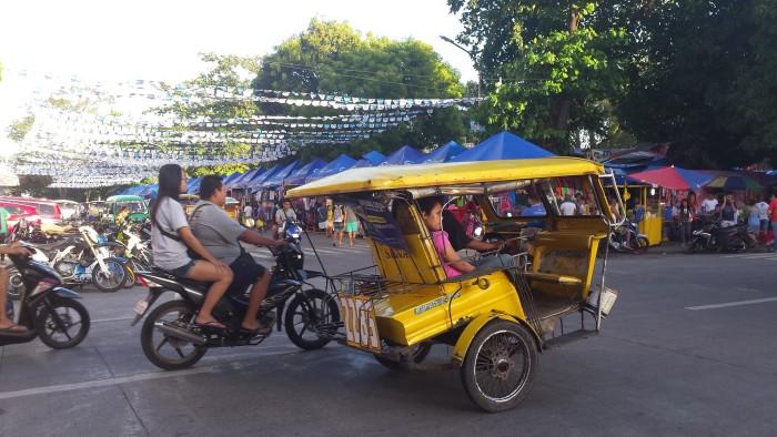 trajek, Filipiny ceny