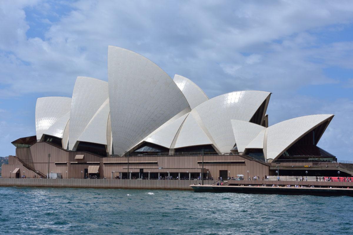 Sydney przewodnik