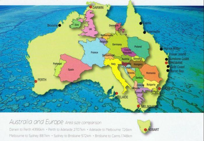 10 FAKTÓW O AUSTRALII, KTÓRE POWINIENEŚ WIEDZIEĆ PRZED PRZYLOTEM, Australia przed podróżą