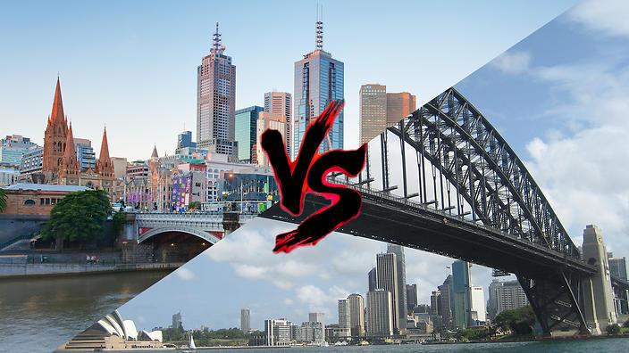 Australia Sydney Melbeurne