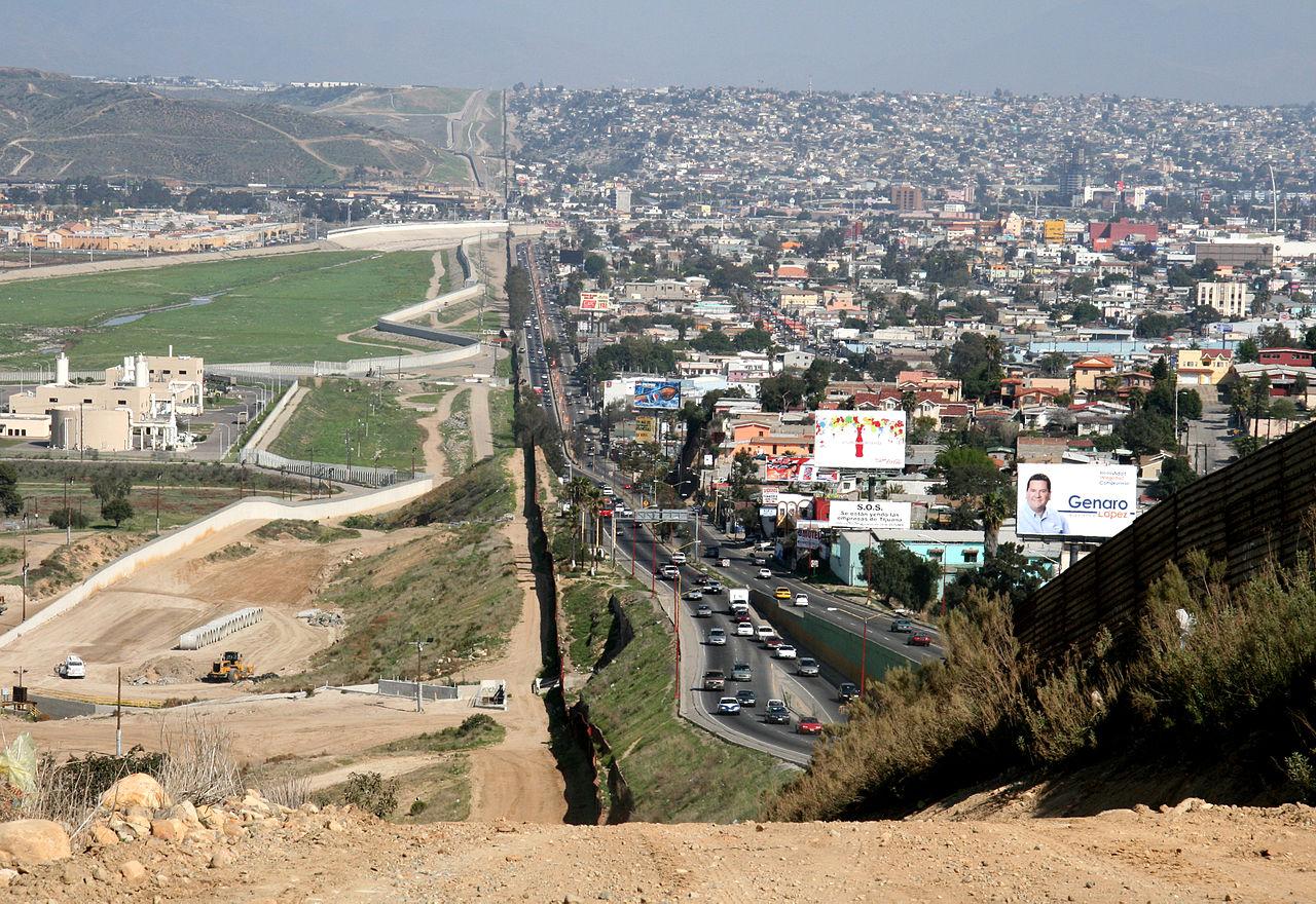 Granica USA -Meksyk