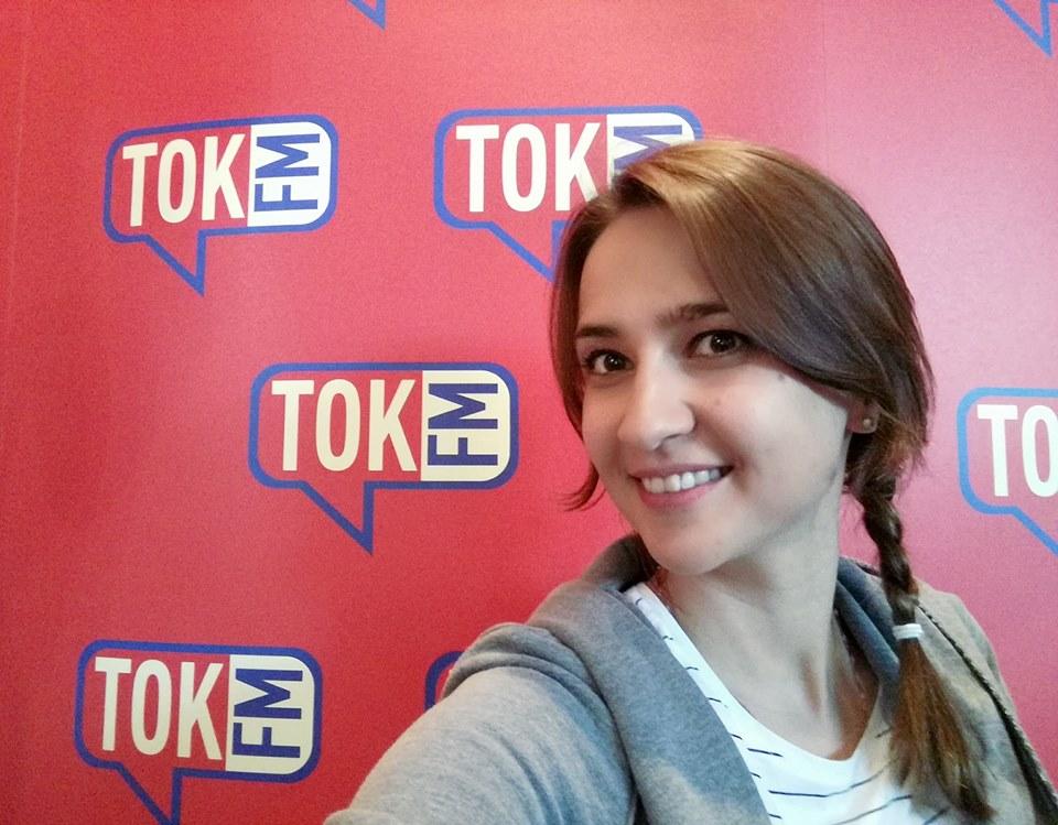 Martina Zawadzka TOK FM rozwój osobisty i podróże