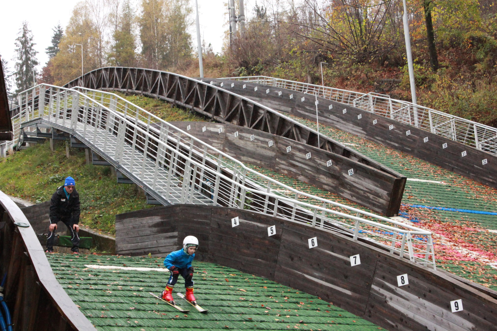 atrakcje wisły skocznia narciarska