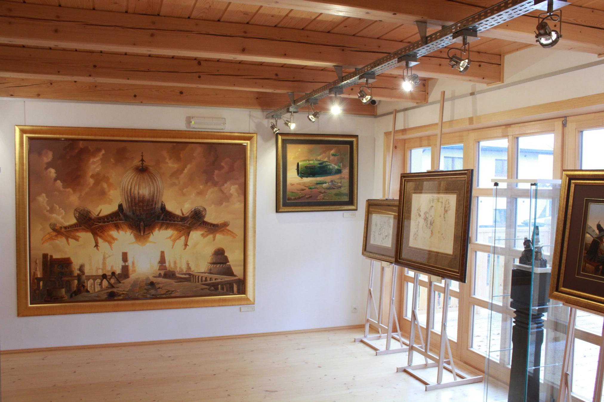 Muzeum Magicznego Realizmu Wisła
