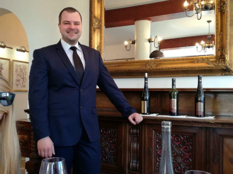 Karpacki szlak wina, winnice na podkarpaciu Winnica Dwie Granice