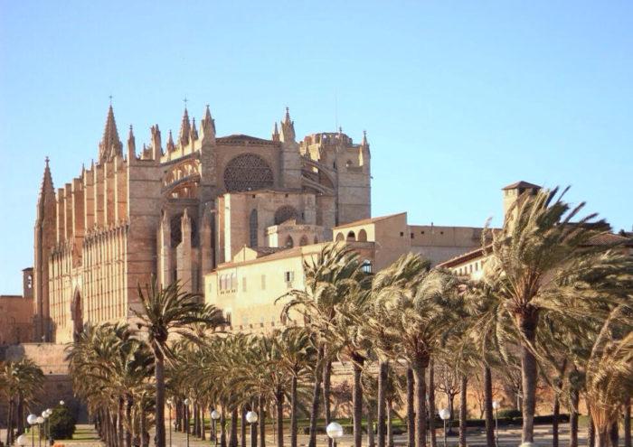 Majorka co zobaczyć, katedra Palma
