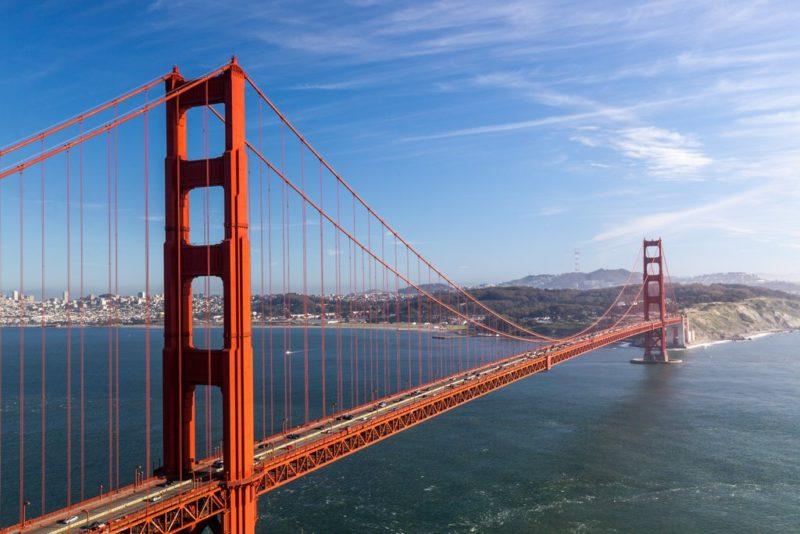 San Francisco atrakcje