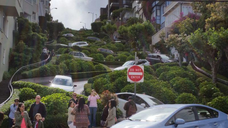 atrakcje San Francisco
