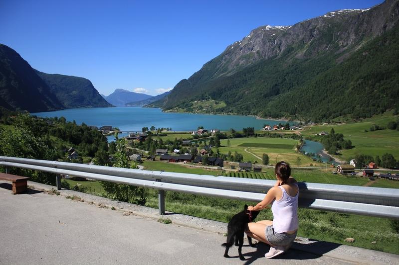 ciekawostki o Norwegii Skjolden