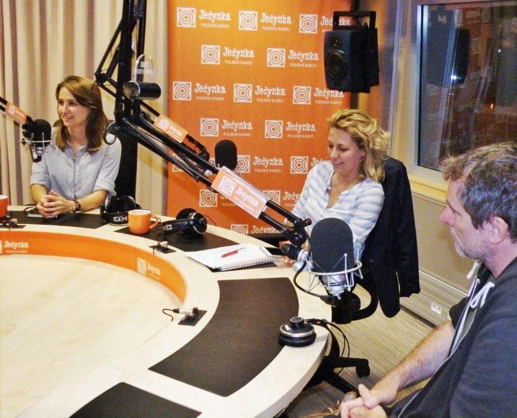 lovelajf w jedynce polskiego radia