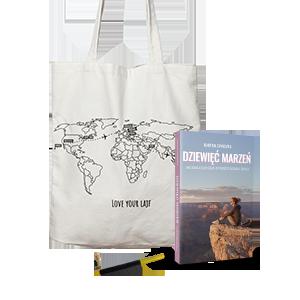 książka z torbą
