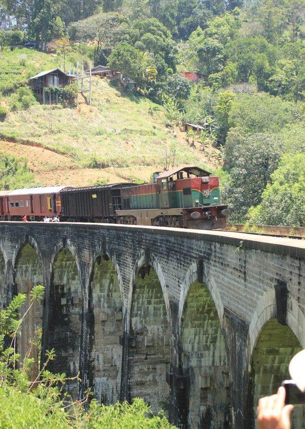 Sri Lanka trasa zwiedzania