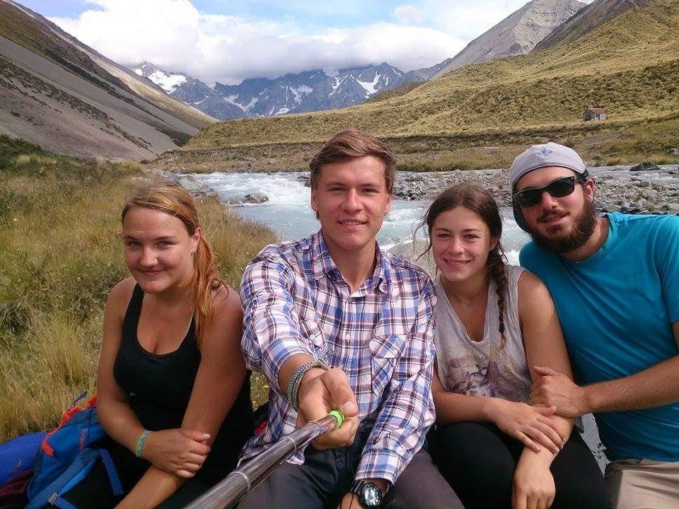 Alpy Nowozelandzkie